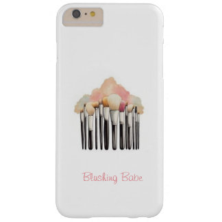Blushing Babe Barely There iPhone 6 Plus Case