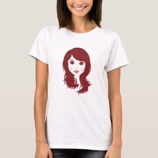 Blushing Brunette T-Shirt