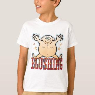 Blushing Fat Man T-Shirt