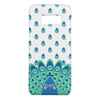 Blushing Peacock Case-Mate Samsung Galaxy S8 Case