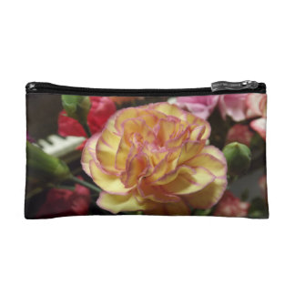 Blushing Petals Cosmetic Bag
