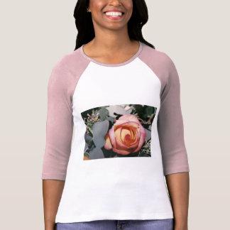 Blushing Rose Tee Shirt