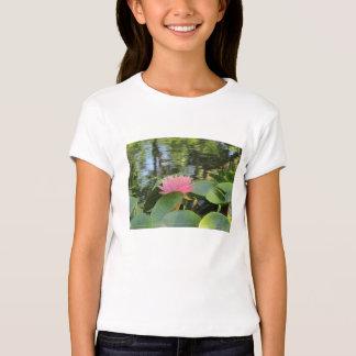 Blushing Water Lily T-Shirt