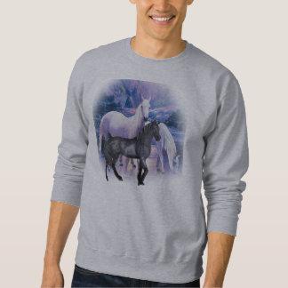 Bluza dla miłośników koni sweatshirt
