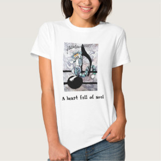 BluzKat's Baby Doll Lady's Shirt