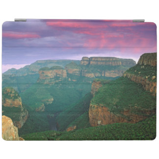Blyde River Canyon At Sunset, South Africa iPad Cover
