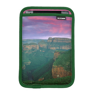 Blyde River Canyon At Sunset, South Africa iPad Mini Sleeve