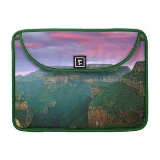 Blyde River Canyon At Sunset, South Africa Sleeve For MacBooks