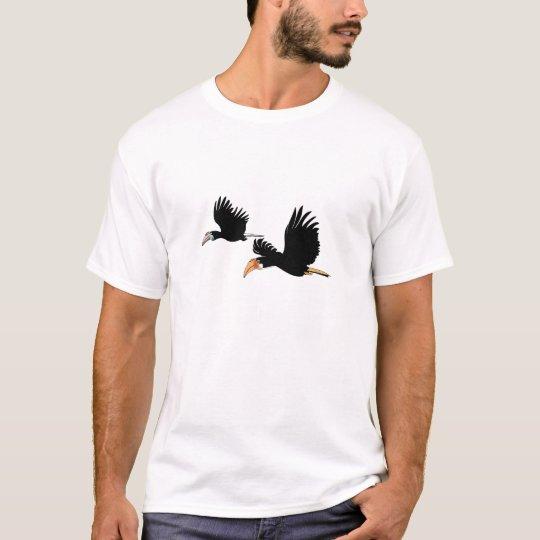 Blyth's Hornbill Birds - They Symbol of True