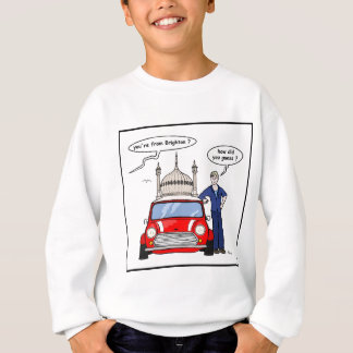 BMC cartoon Sweatshirt