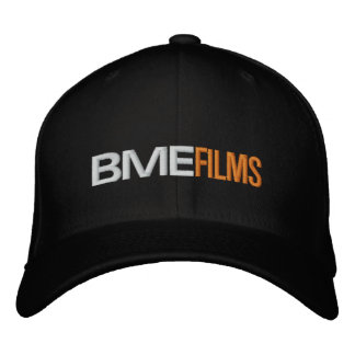 BME Films Embroidered Hat