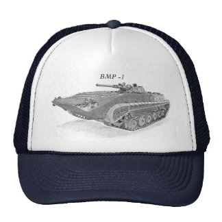 BMP-1 tank - hat