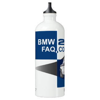 BMW 2002 FAQ Water Bottle