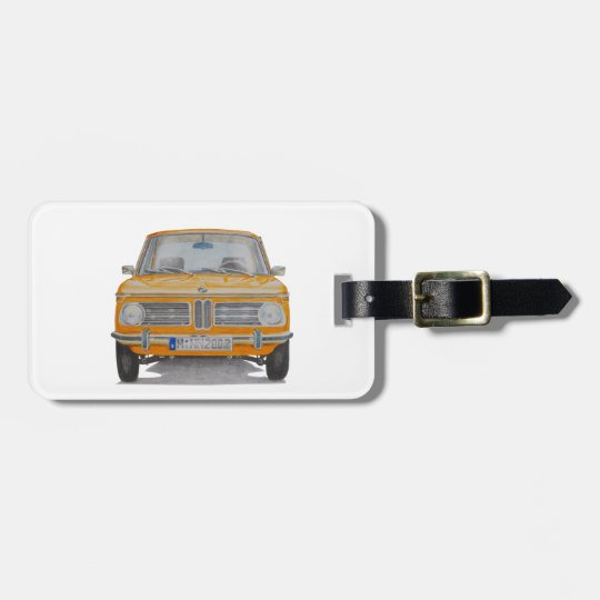 BMW 2002 LUGGAGE TAG