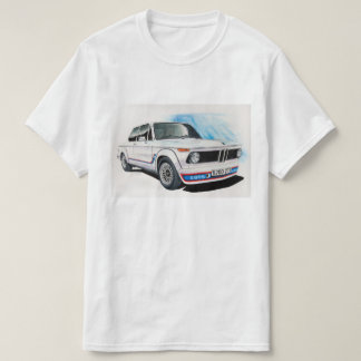 BMW 2002 TURBO T-shirt