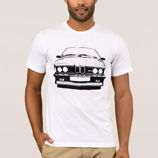 BMW e24 M6 T-Shirt