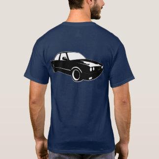 BMW E30 sedan and badge T-Shirt