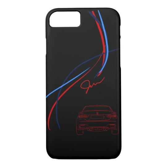 BMW M3/M4 Rear iPhone 7 Case