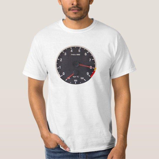 BMW M3 M5 Tachometer T-Shirt