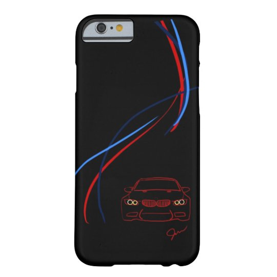 BMW M3 Stripes iPhone 6 Case