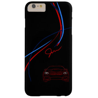 BMW M4 Stripes iPhone 6 Plus Case