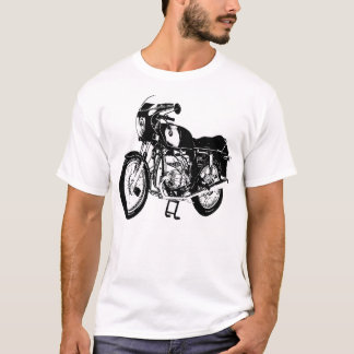 BMW motorcycle T-Shirt