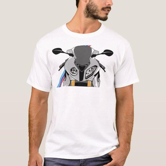 BMW S1000RR Sport Bike LEGENDARY M POWER T-Shirt