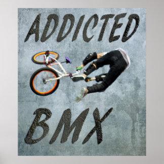 BMX 11, Copyright Karen J Williams Posters