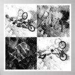 BMX 14, Copyright Karen J Williams Print