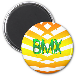 Bmx 6 Cm Round Magnet