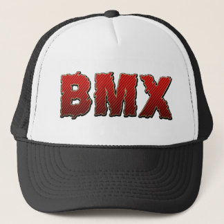 BMX Bicycle Biking Cycling Trucker Hat