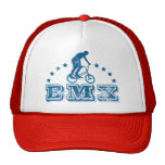 BMX Bicycle Mesh Hats