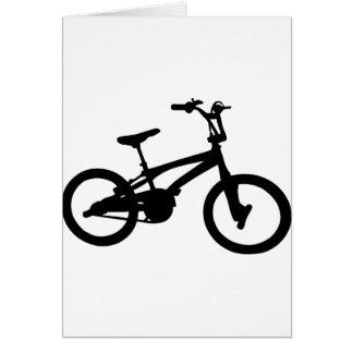 BMX - Bike Greeting Card