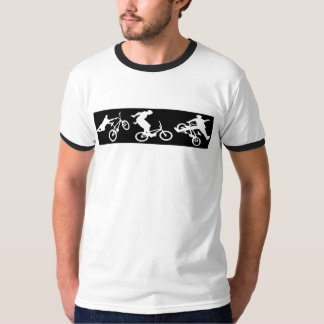 BMX Bike Trick Riding T-Shirt