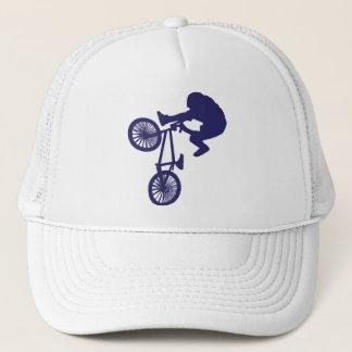 BMX Biker Trucker Hat