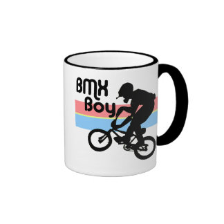 BMX Boy / BMX Girl Ringer Mug