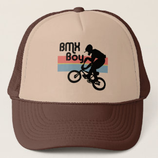 BMX Boy / BMX Girl Trucker Hat