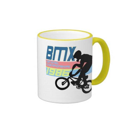 BMX Championships 1986 Mugs