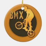 BMX CHRISTMAS TREE ORNAMENT