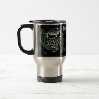 BMX customizable Stainless Steel Travel Mug