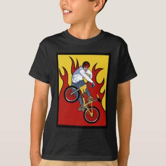 BMX Flames T-Shirt