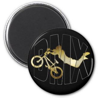 BMX FRIDGE MAGNET