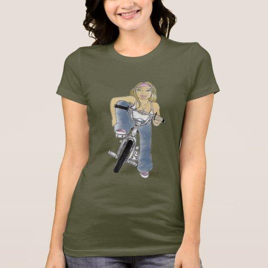BMX Girl T-Shirt