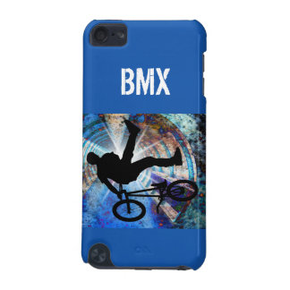 BMX in a Grunge Tunnel iPod Touch 5G Cases