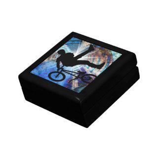 BMX in a Grunge Tunnel Gift Box
