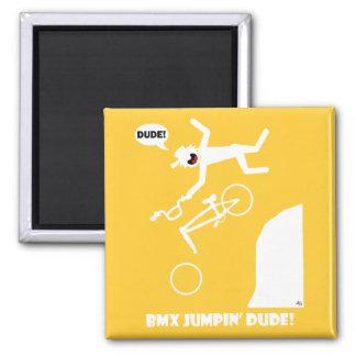 BMX JUMPIN -25 MAGNETS