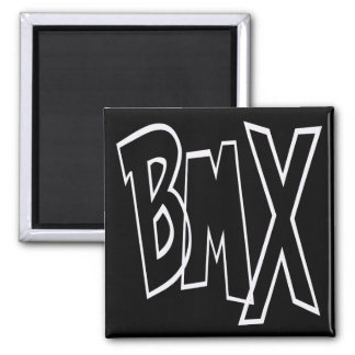 BMX REFRIGERATOR MAGNET