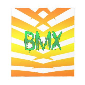 Bmx Notepad
