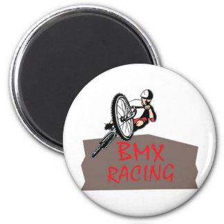 BMX RACING MAGNET