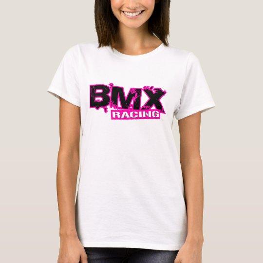 BMX RACING PINK T-Shirt